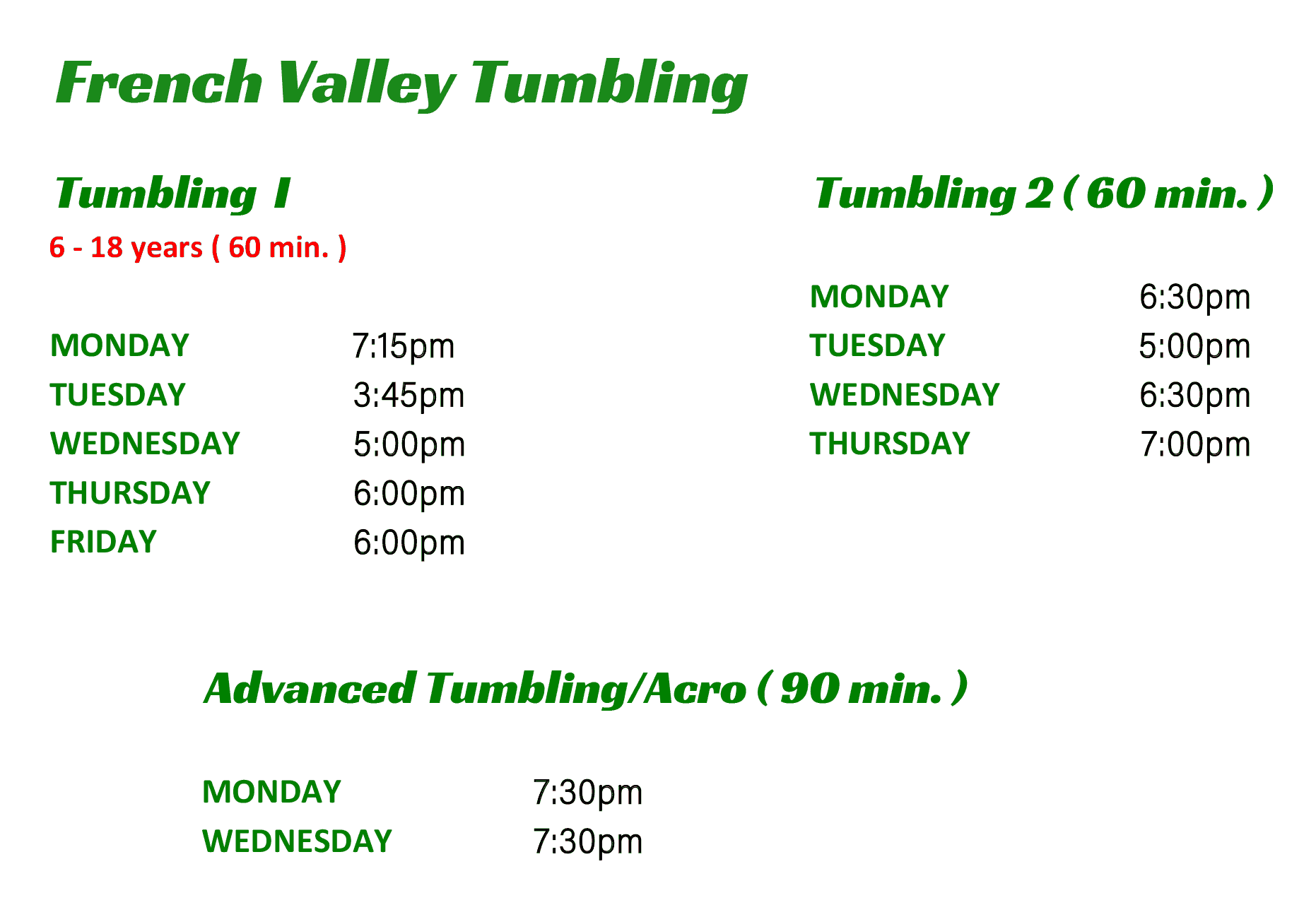 French_valley_tumbling
